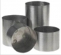Aluminium round moulds 76 x 88 mm