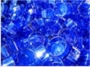 ***Deep Blue Polycarbonate Tea Lights***